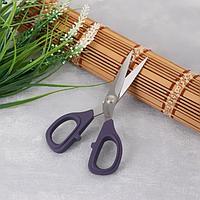 Ножницы для вышивания «PROFESSIONAL», 13,5 см, цвет фиолетовый