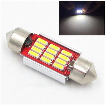 Светодиодная лампа в салон автомобиля
