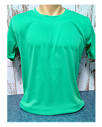 """Футболка """"Прима Лето"""" 42(2XS) """"Unisex"""" цвет: Зеленая мята"""