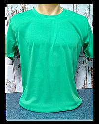 """Футболка для сублимации Прима Лето """"Style woman"""" цвет: зеленая мята, р-р: 54(2XL)"""