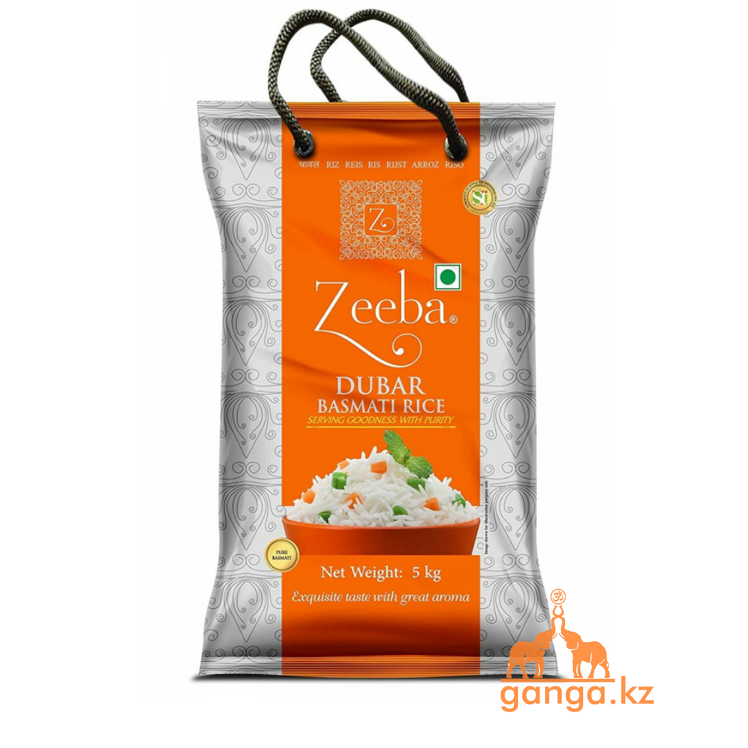 Рис Басмати Zeeba, 5 кг