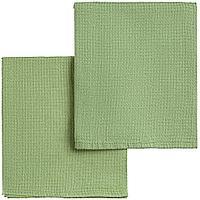 Набор полотенец Fine Line, зеленый, фото 1