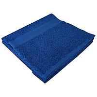 Полотенце махровое Soft Me Large, синее, фото 1