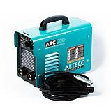 Сварочный аппарат ALTECO ARC 200, фото 2