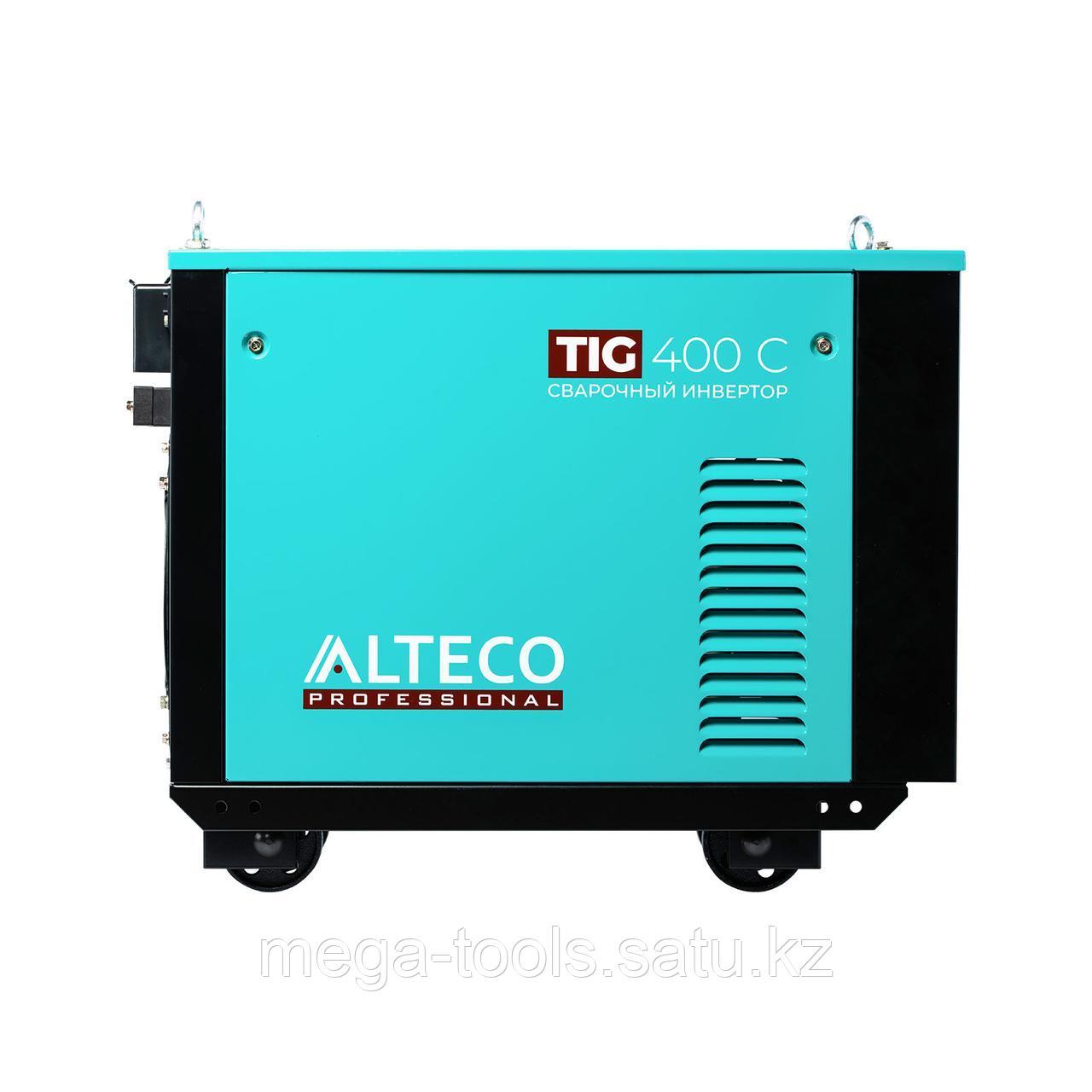 Сварочный аппарат ALTECO TIG 400 C - фото 3