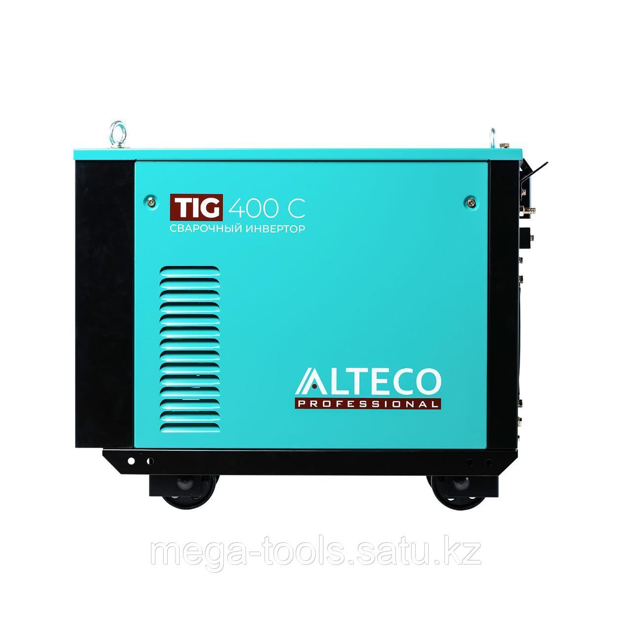 Сварочный аппарат ALTECO TIG 400 C - фото 4