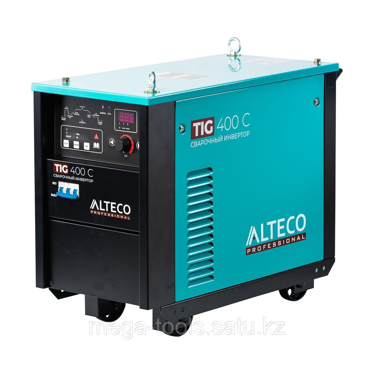 Сварочный аппарат ALTECO TIG 400 C - фото 1