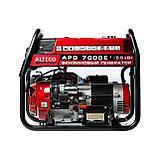 Бензиновый генератор ALTECO APG 7000 E (N), фото 2