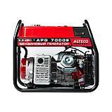 Бензиновый генератор ALTECO APG 7000 E (N), фото 3
