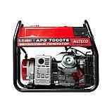 Бензиновый генератор ALTECO APG 7000 TE (N), фото 5