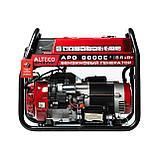 Бензиновый генератор ALTECO APG 8800 E (N), фото 4