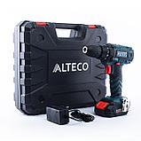 Аккумуляторная дрель-шуруповерт ALTECO CD 1410 Li, фото 2
