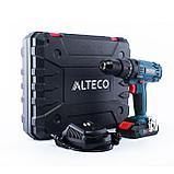 Аккумуляторная дрель-шуруповерт ALTECO CD 1813 Li, фото 2