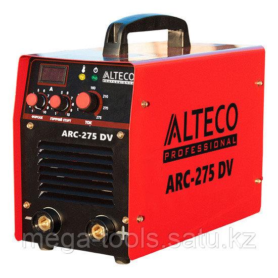 Сварочный аппарат ALTECO ARC 275 DV