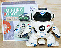 6678-15 Робот Rotating Robot на батарейках 19*18