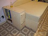 Кровать с ящиками и баром, фото 2