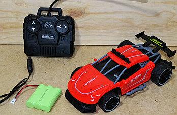 5718 Спортивный машина качественная с аккум. На р/у 28*10см