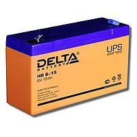 Аккумуляторная батарея Delta HR 6-15