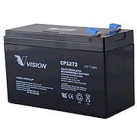 Аккумулятор Vision CP 1272