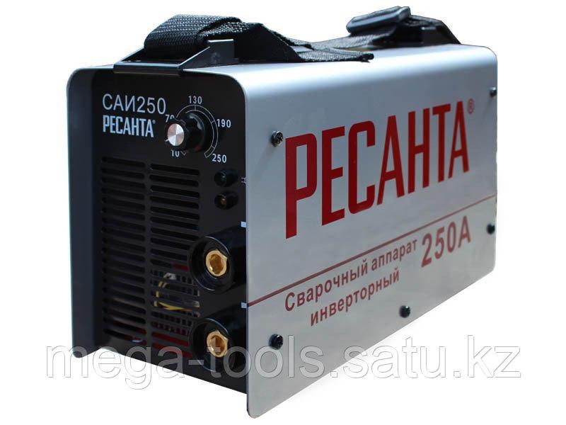 Инверторный сварочный аппарат Ресанта САИ-250