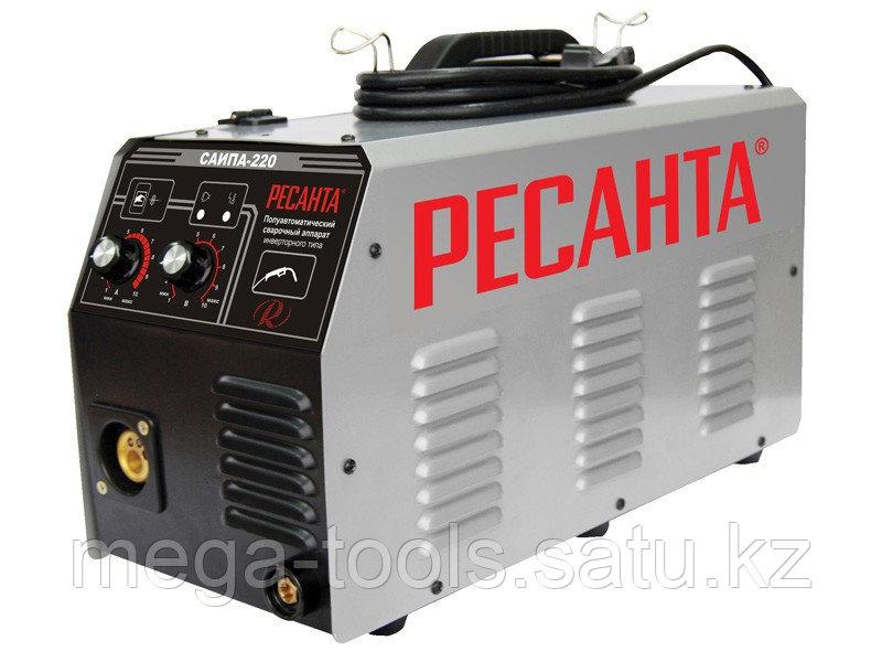 Сварочный аппарат РЕСАНТА САИПА-220