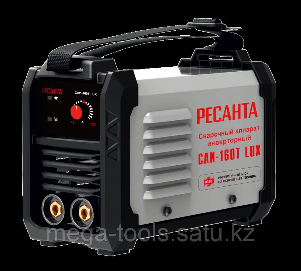 Сварочный аппарат РЕСАНТА САИ-160Т LUX