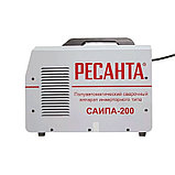 Сварочный аппарат РЕСАНТА САИПА-200, фото 2