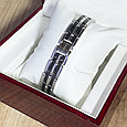 Магнитный браслет Бизнес Стандарт black, фото 5