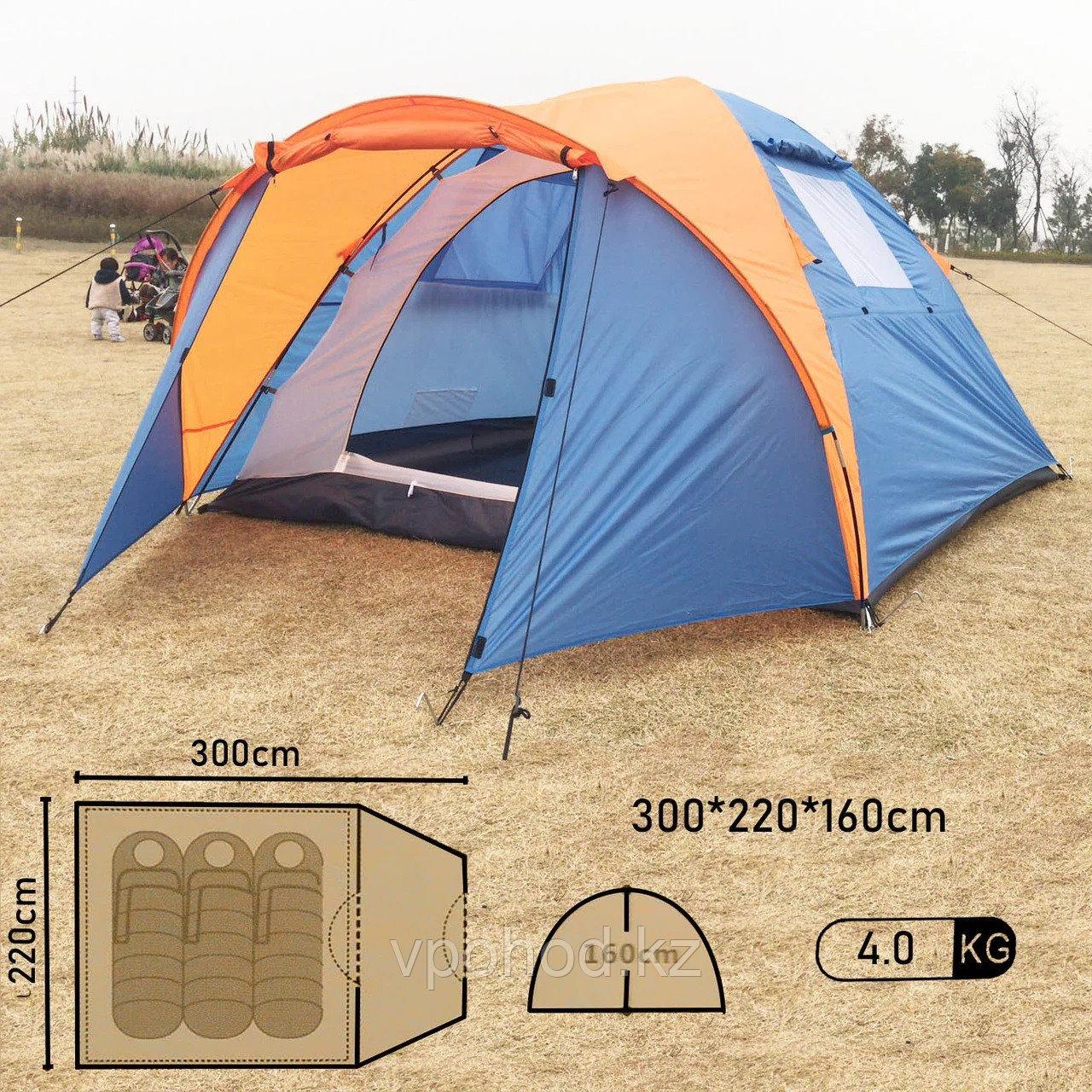 Палатка Mimir 1011 трехместная