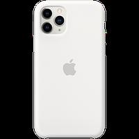 Силиконовый чехол для IPhone 11 Pro Silicone Case - White