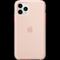 Силиконовый чехол для IPhone 11 Pro Silicone Case - Pink Sand