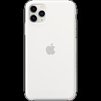 Силиконовый чехол для IPhone 11 Pro Max Silicone Case - White
