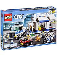 LEGO 60139 City Police Мобильный командный центр, фото 1
