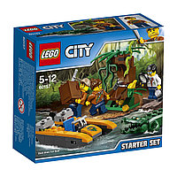 LEGO 60157 City Jungle Explorers Набор «Джунгли» для начинающих, фото 1