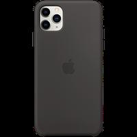 Силиконовый чехол для IPhone 11 Pro Max Silicone Case - Black
