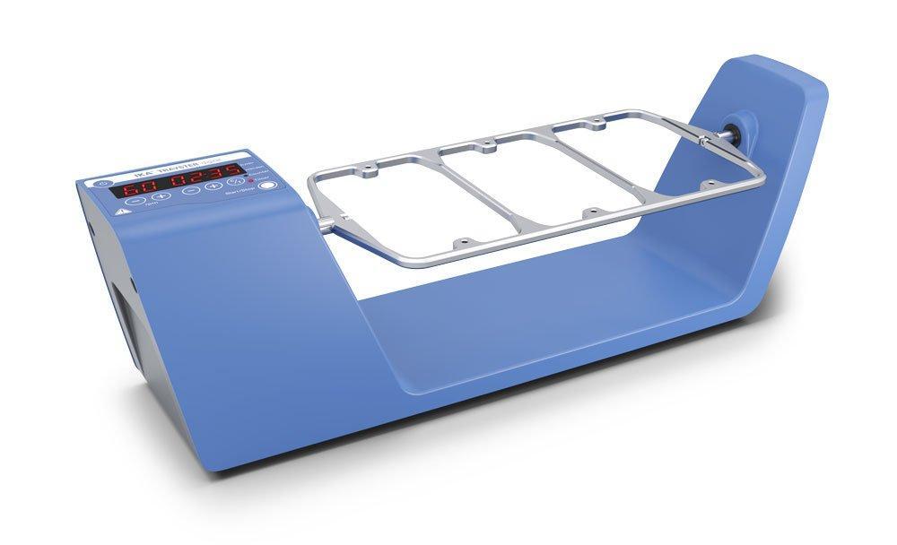 Верхнеприводный шейкер с вертикальным вращением Trayster digital