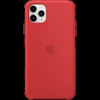 Силиконовый чехол для IPhone 11 Pro Max Silicone Case - (PRODUCT)RED