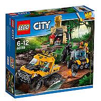LEGO 60159 City Jungle Explorers Миссия Исследование джунглей, фото 1