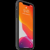 Кожаный чехол для Phone 11 Pro Max Leather Case - Black
