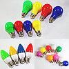 Лампы led светодиодные 5 ватт, лампочка для ретро гирлянда Belt light, лампы разноцветные, лампы для гирлянд, фото 6