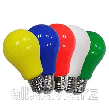 Лампы led светодиодные 5 ватт, лампочка для ретро гирлянда Belt light, лампы разноцветные, лампы для гирлянд