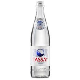 Вода Tassay без газа 0,5л (стекло)