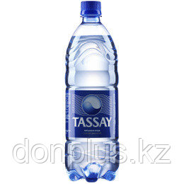 Вода Tassay с газом 1л