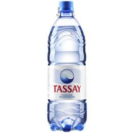 Вода Tassay без газа 1л