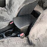 Подлокотник для Hyundai Accent/Solaris (2011-2017) в подстаканник, фото 8