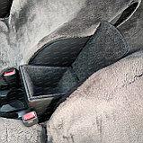 Подлокотник для Hyundai Accent/Solaris (2011-2017) в подстаканник, фото 7