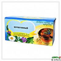 """Чайный напиток мочегонный №26 """"Доброе сердце природы"""""""