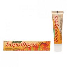 Крем Боро фреш Манго 25 гр от трещин, царапин, ран и ожогов