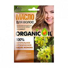 Масло для волос Organic Oil Жожоба 20 мл