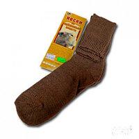 Носки из верблюжьей шерсти 29р.(размер обуви 43-45)